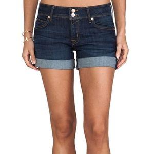 Hudson Croxley mid thigh shorts